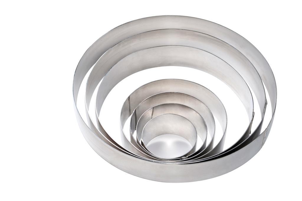 rant aluminiowy okrągły