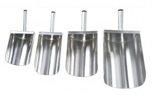 szufelka aluminiowa